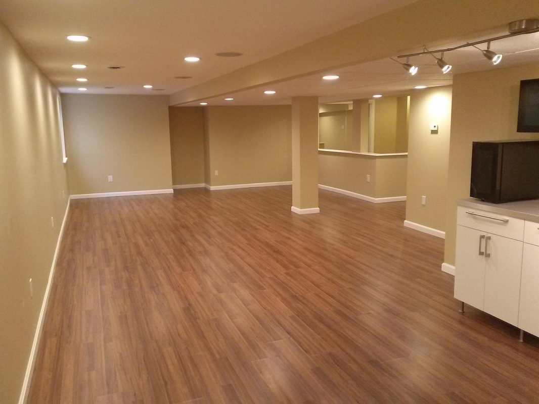 Clifton Park Basement Finishing